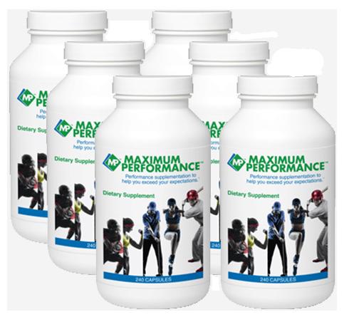 Maximum Performance 180 Days Supply ($49.99 Each)